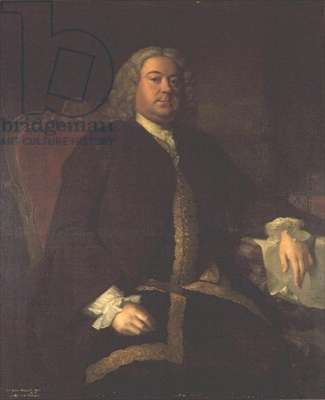 Sir James Dalrymple, Bt. M.P. (oil on canvas)