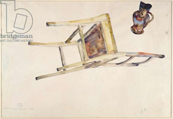 Organic Movement of Chair and Jug, 1912
