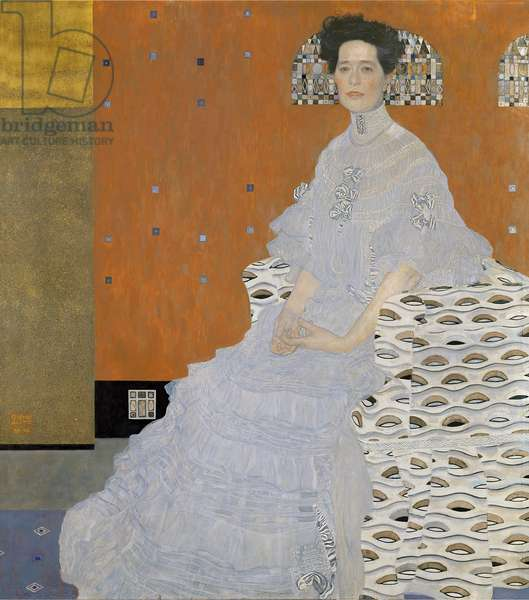 Fritza von Riedler, 1906 (oil on canvas)