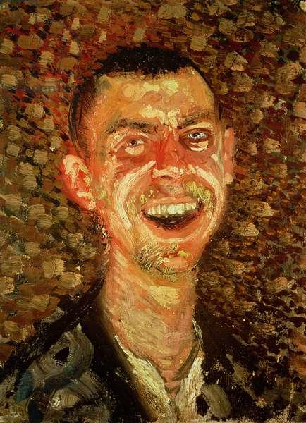 Self Portrait Laughing, 1908