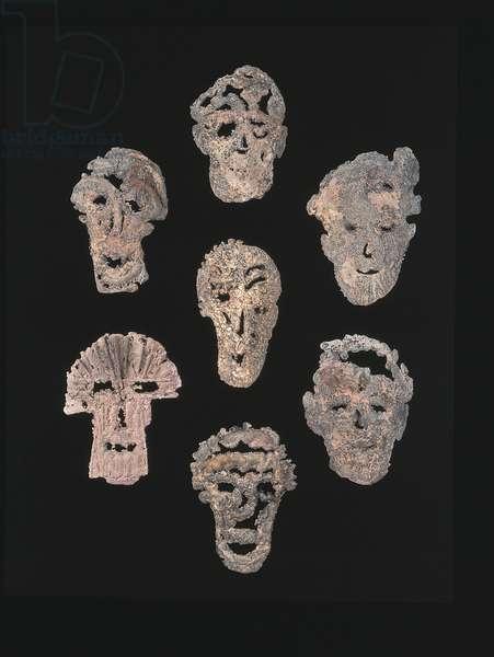 Conversation, 1996/97 (bronze)