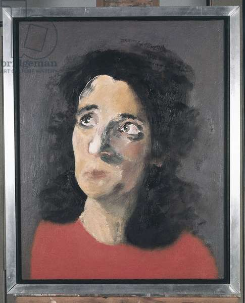Jane Joseph, 1972 (oil on canvas)