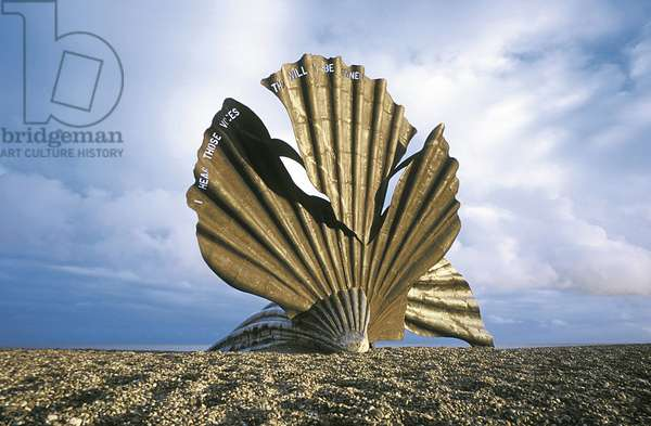 Scallop, 2003 (stainless steel)