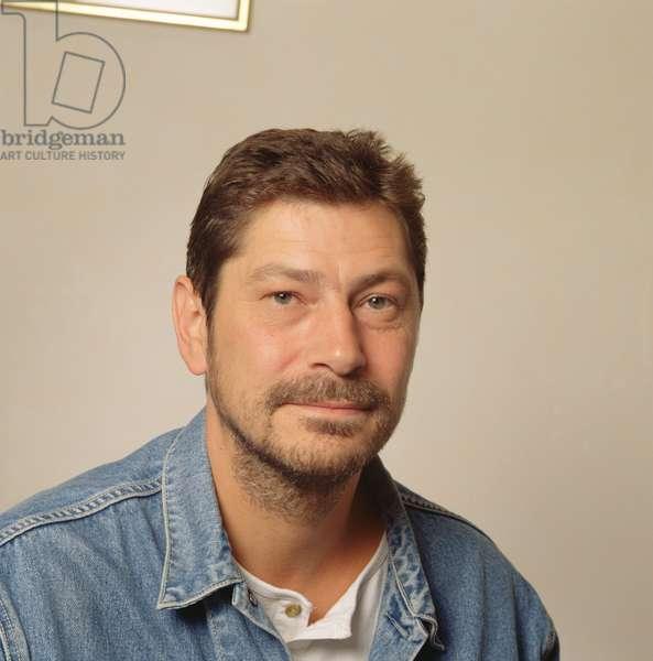 Doug Lucie, 1992 (photo)
