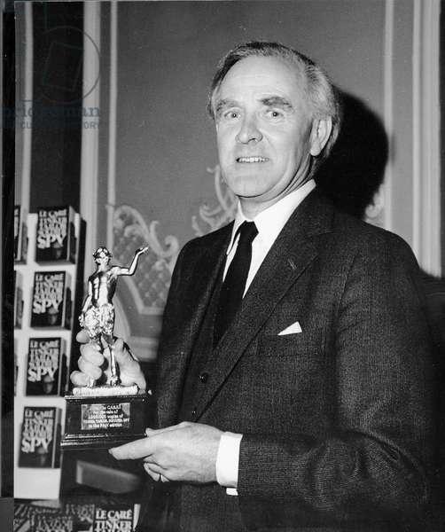 John Le Carre, 1984 (photo)