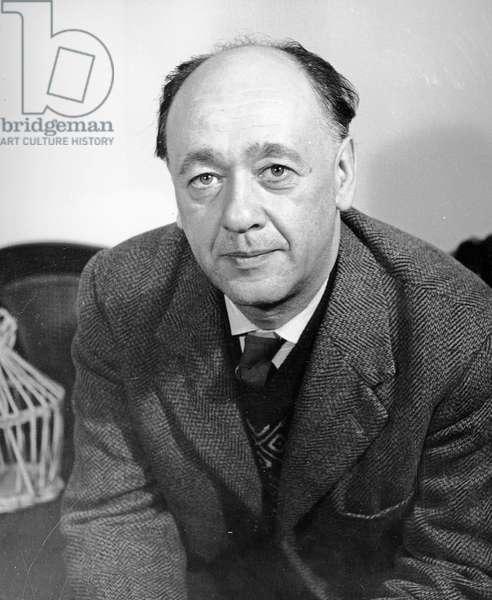 Eugene Lonesco, 1957 (photo)