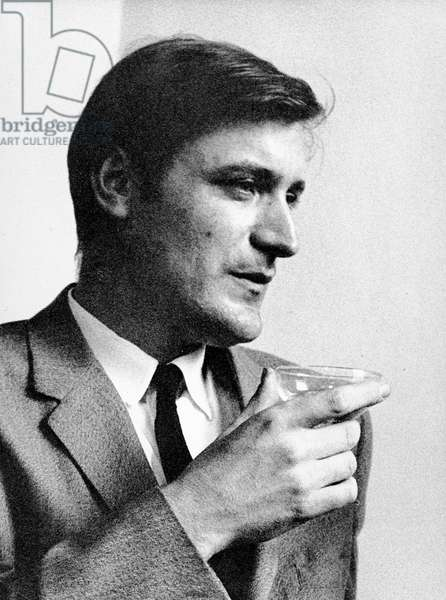 Ted Hughes, 1960 (photo)