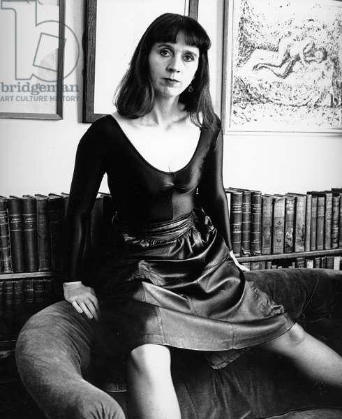 Fiona Pitt-Kethley, 1992 (photo)