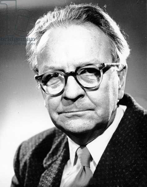 Raymond Chandler, 1956 (photo)