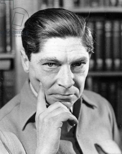 Arthur Koestler, 1955 (photo)