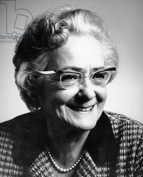 Dame Helen Gardner, 1971 (photo)