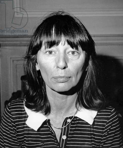 Beryl Bainbridge, 1980 (photo)