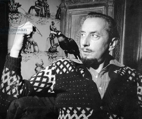 Garvin Maxwell, 1958 (photo)