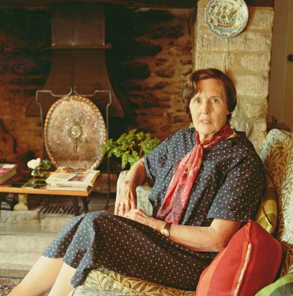 Barbara Pym, 1979 (photo)