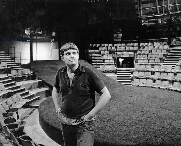 Howard Brenton, 1977 (photo)