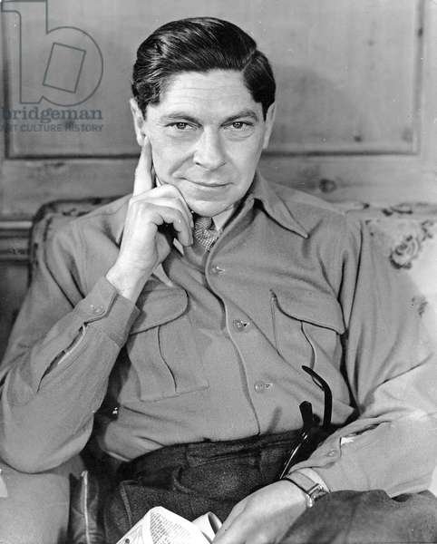 Arthur Koestler, 1954 (photo)