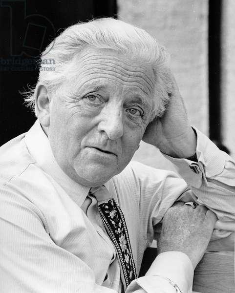 Angus Wilson, 1970 (photo)