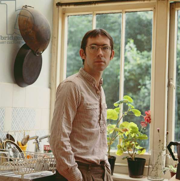 Ian McEwan, 1979 (photo)