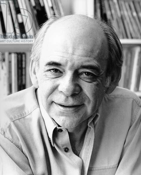 Alan Plater, 1992 (photo)