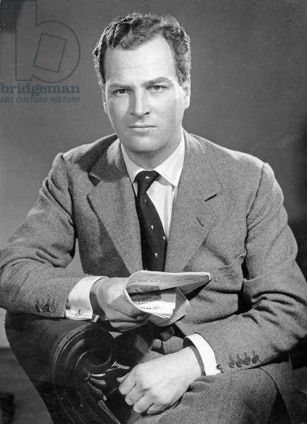 Patrick Leigh-Fermor, 1954 (photo)