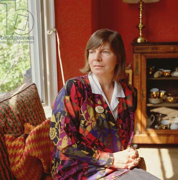 Margaret Drabble, 1982 (photo)