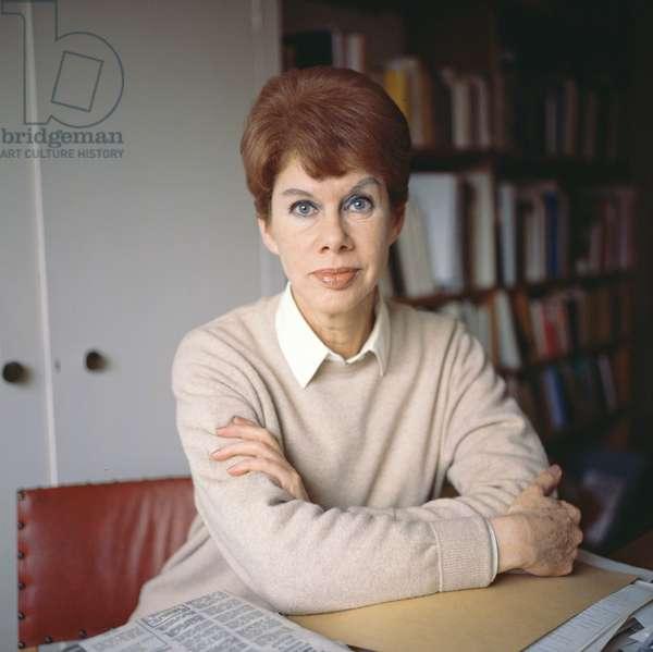 Anita Brookner (photo)
