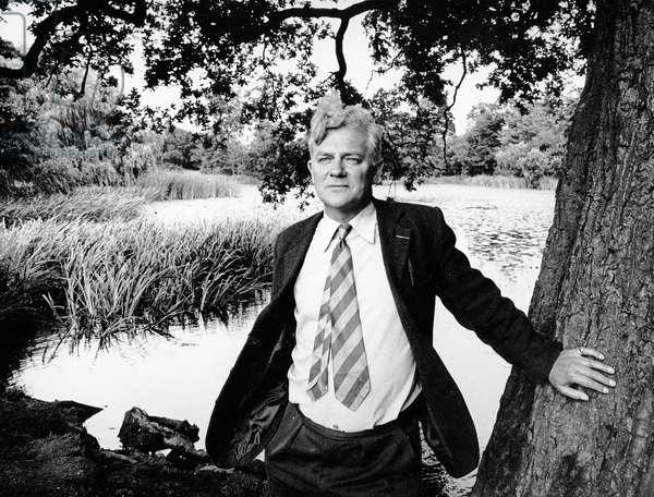 Richard Adams, 1974 (photo)