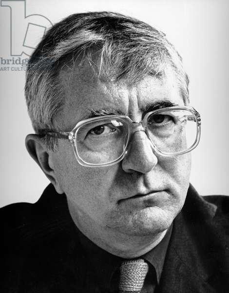 Len Deighton, 1985 (photo)