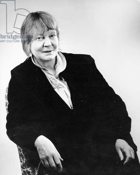 Iris Murdoch, 1988 (photo)