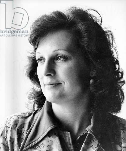 Lady Rachel Billington, 1977 (photo)