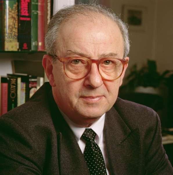 Rabbi Hugo Gryn, 1993 (photo)