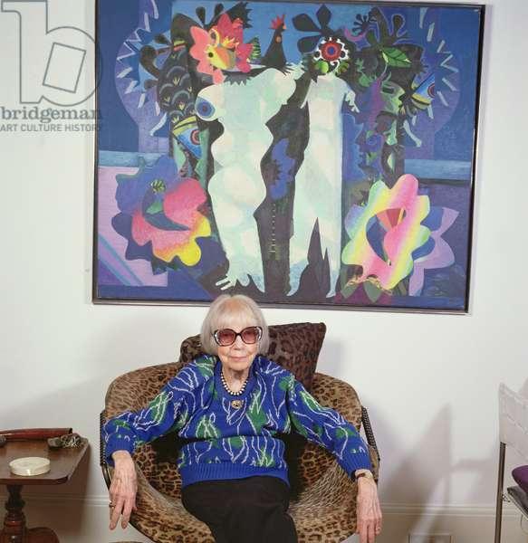 Eileen Agar, 1987 (photo)