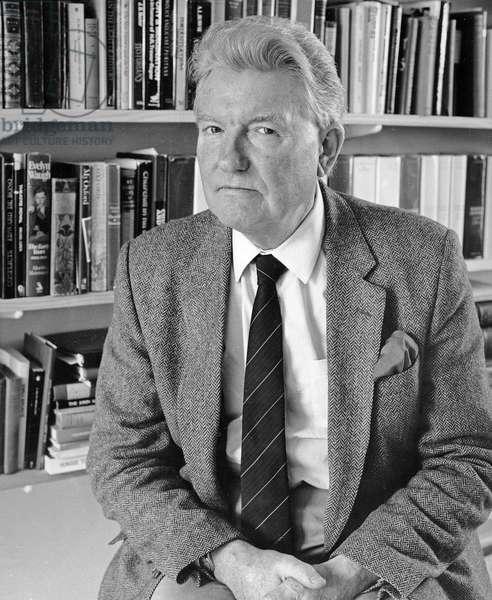 Paul Johnson, 1987 (photo)