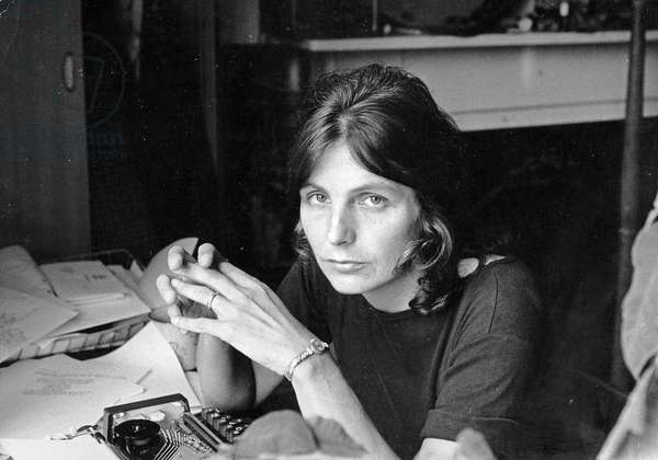 Caryll Churchill, 1977 (photo)