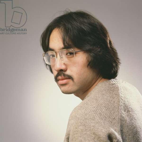 Kazuo Ishiguro, 1981 (photo)