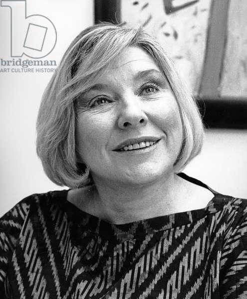 Fay Weldon, 1992 (photo)