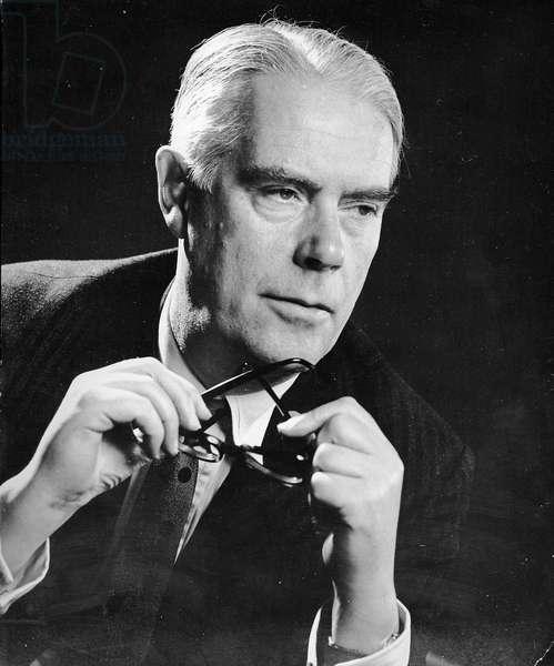 Anthony Powell, 1963 (photo)