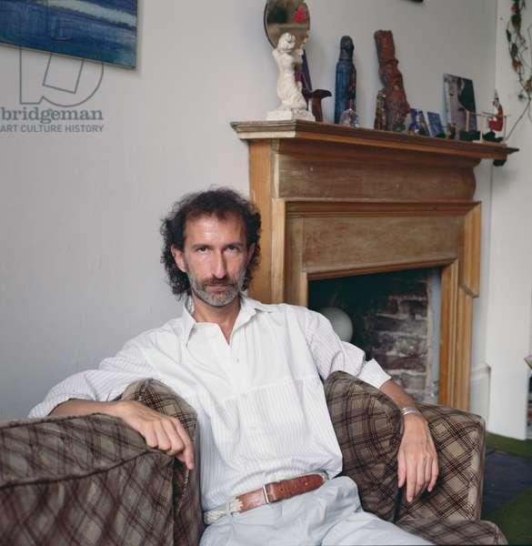 Martin Sherman, 1984 (photo)