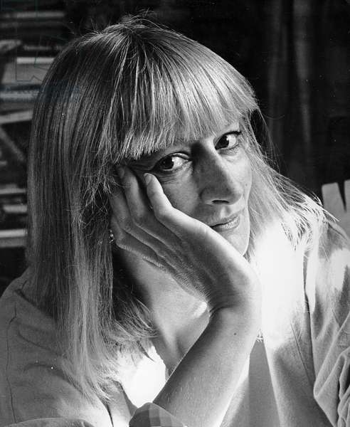 Maggie Gee, 1985 (photo)