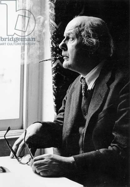 Sir John Betjeman, 1960 (photo)
