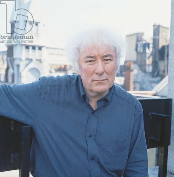 Seamus Heaney, 1996 (photo)