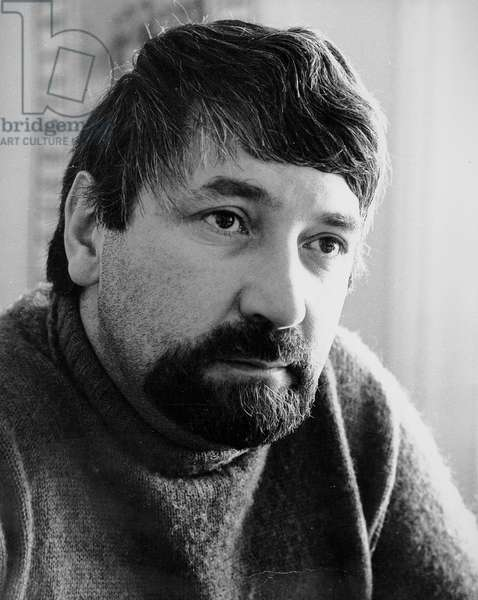 David Mercer, 1968 (photo)