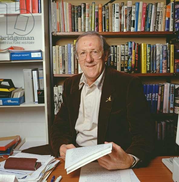 Brian Aldiss, 1995 (photo)