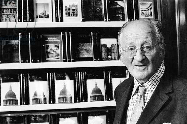 Sir Nikolaus Pevsner, 1980 (photo)