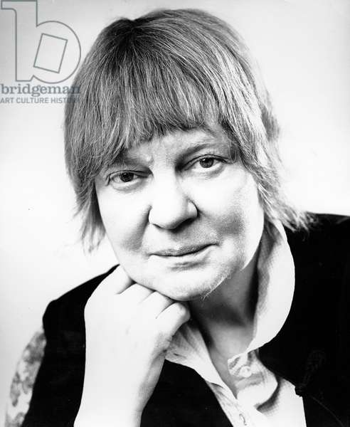 Iris Murdoch, 1987 (photo)