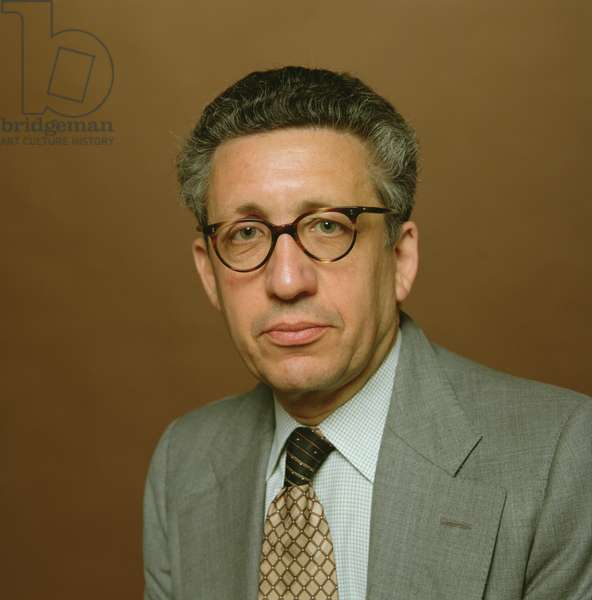 Bernard Levin, 1982 (photo)