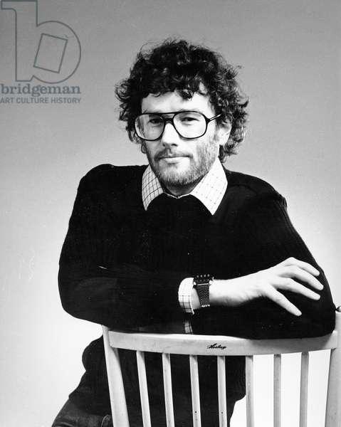 Iain Banks, 1985 (photo)