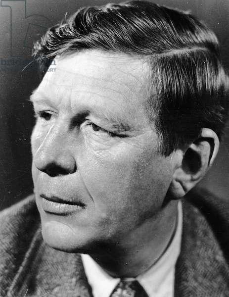 W.H. Auden, 1951 (photo)