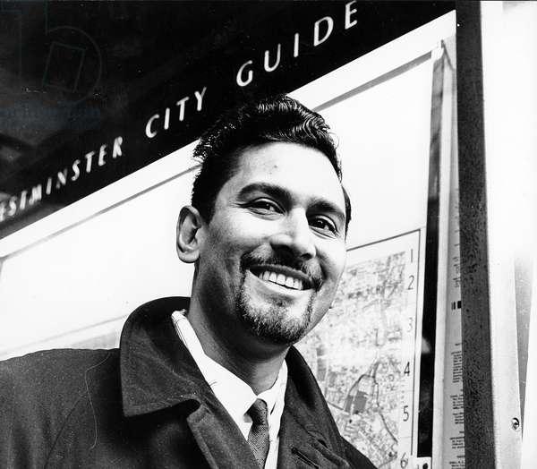 Samuel Selvon, 1961 (photo)