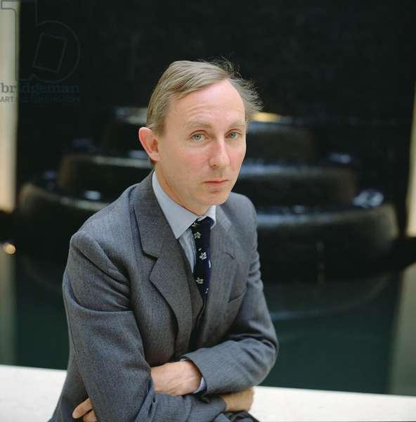 A.N. Wilson, 1991 (photo)